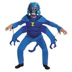 Ben 10: Spider-Monkey Kids Costume  $7.99