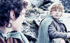 """""""Nothing ever dampens your spirits does it Sam?"""" (Gif) ---- THIS IS MY FAVORITE GIF EVER"""