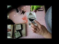 Make your own Tim Holtz Stamps (or any other brand, too)