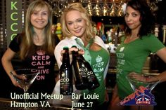 @ChiveNation @theCHIVE @BarLouie so we have this little meet up going on. Come check us out, http://www.thechiveva.com