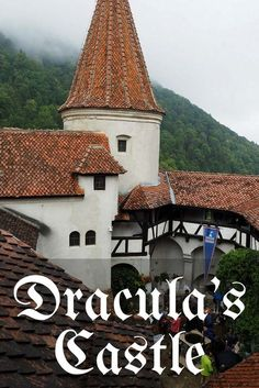 Clear up the myths & legends about Dracula in a guided tour through Castle Bran in Transylvania, Romania #romania #transylvania