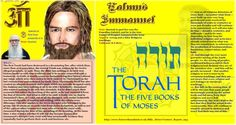 Five Books of Moses or the Pentateuch of Judaism. The first Torah had been destroyed in a devas  http://www.futureofmankind.co.uk/Billy_Meier/Contact_Report_224
