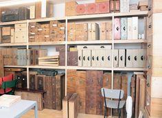 New Furniture, History