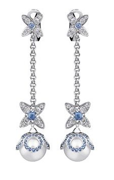 Louis Vuitton Elegantes Ear Pendant