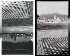 E se de repente decidisse fotografar com uma KodakNº3-A de 1909, onde o suporte fotossensível nada tivesse a ver com o original e tivesse que repensar o processo e estudar a máquina para o registo...