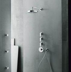 grifo-ducha-fantini-lissoni que podrás comprar en terraceramica.es #grifos #grifería #baños #diseño #arquitectura #terraceramica