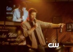 Dean sings in new SUPERNATURAL Season 10 trailer | Warped Factor - Daily features and news from the world of geek