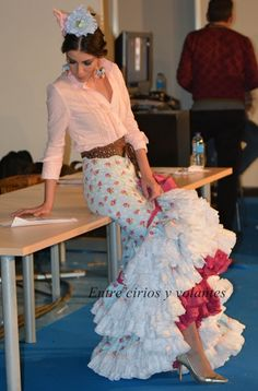 Margarita Freire Simof 2015 · Por Claudia Alfaro - Entre Cirios y Volantes.