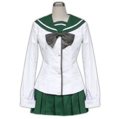Dream2Reality Japanese Anime Highschool of the Dead Cosplay Costume - Fujimi Shobo High School Female Uniform 1st Ver XX-Large Dream2Reality http://www.amazon.co.uk/dp/B00A3J0YEA/ref=cm_sw_r_pi_dp_dPPvub1Z5MZR6
