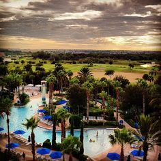 Omni Orlando ChampionsGate.. Booked and ready for July!!