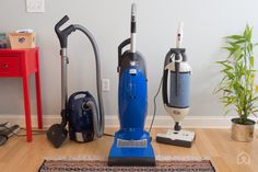 After spending 280 hours researching vacuums over the past three years, including time spent interviewing industry experts, sucking up lots of cat hair, and navigating furniture slaloms, we've lear… Steam Cleaners, Vacuum Cleaners, Deep Cleaning, Cleaning Hacks, Upright Vacuum Cleaner, Steam Mop, Best Vacuum, Clean Freak, Cat Hair