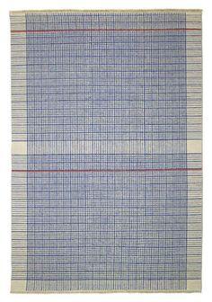 graph paper rug - what do you think?