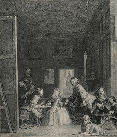 Autor: Goya, Francisco de (1746-1828) Velázquez, Diego-1599-1660-Las Meninas… Rembrandt, Spanish Art, You Are Awesome, Public Art, Occult, Installation Art, Contemporary Artists, Les Oeuvres, Sculptures