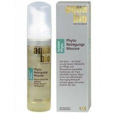 Aquabio Очищающий мусс Phyto (30+), 70 мл