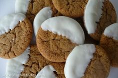 Orange Ginger Cookies with White Chocolate - Our Best Bites