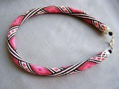 Бисероплетение, Бисер's photos   178 albums   VK Bracelet Crochet, Crochet Beaded Necklace, Bead Loom Bracelets, Beaded Jewelry, Handmade Jewelry, Beaded Crochet, Bead Crochet Patterns, Bead Crochet Rope, Beading Patterns