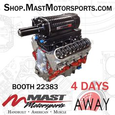 "Mast Motorsports on Instagram: ""SEMA is here!  Be sure to stop by the Mast Booth for some exciting news and our latest catalog!  @DetroitSpeed #detroitspeed #DSE #chevelle…"""