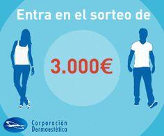 Coporación Dermoestética regala gratis la crema Skin Lab por tan sólo participar en su promoción de sorteo gratuito donde podrás llevarte 3.000 euros para utilizar en algunos de sus servicios que ofrecen.  Promoción válida para España hasta Agotar Existencias (1.000 unidades).  Más información aquí: http://www.baratuni.es/2013/10/regalos-gratis-crema-skin-lab-corporacion-dermoestetica.html  #regalos #regalosgratis #gratis #corporaciondermoestética #belleza #baratuni