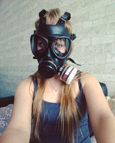 Scuba Diving Pictures, Gas Mask Girl, Respirator Mask, Female, Gas Masks, Corset, Vest, Nice, Masks