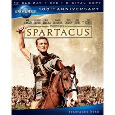 Spartacus [Blu-ray + DVD + Digital Copy] (Universal's 100th Anniversary)