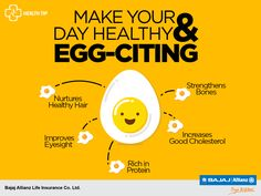 How do you like your eggs? Boiled, poached, or scrambled. Take your pick for a healthier #NewYear. #HealthTips