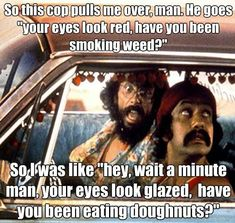 Cheech and Chong Quotes | Cheech and Chong marijuana quote ~ ☮レ o √乇 L ve ☮~ღ ...