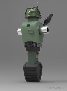 ArtBonz - 18bft Mario, Fire