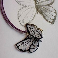 papillon plastique fou 2