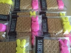 Easter S'mores via SoCal Savvy Mom