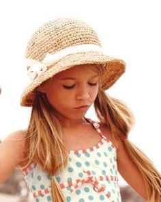 cute straw hat!!