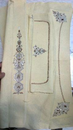 Nigerian Men Fashion, African Men Fashion, Mens Kurta Designs, Blouse Designs, Shalwar Kameez Pakistani, Kurta Men, African Dresses Men, Mens Fashion Wear, Flower Embroidery Designs
