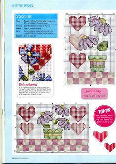 ru / Фото - cross stitch card shop № - Secunda Cross Stitch For Kids, Cross Stitch Heart, Cross Stitch Cards, Cute Cross Stitch, Cross Stitch Flowers, Cross Stitch Designs, Cross Stitching, Cross Stitch Embroidery, Embroidery Patterns