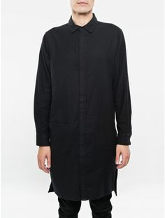 OAK long shirt flannel