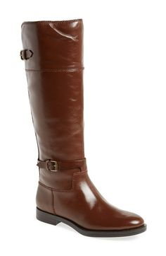 Enzo Angiolini 'Eero' Leather Boot (Women) available at #Nordstrom