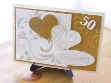 Handgemachte Stampin Up Karte mit Umschlag- Hochzeit,Einladung,Danke,Glückwunsch