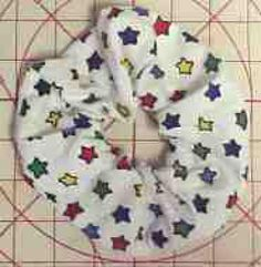 Sew Your Own Cool Hair Scrunchies with This Free Pattern: Gather the Materials