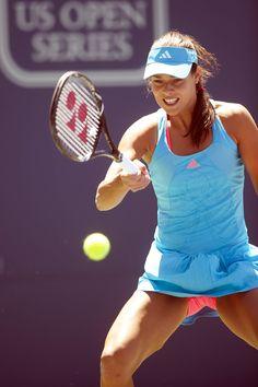 10 Sexiest Female Tennis Players Ever Ana Ivanovic, Female Volleyball Players, Tennis Players Female, French Open, Maria Sharapova Hot, Tennis Photography, Sport Tennis, Tennis Fashion, Tennis Stars