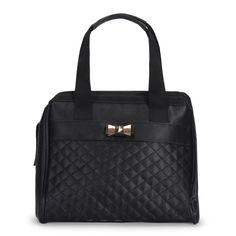 Quilted Lunch Tote Mia Deluca