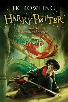 Harry Potter and the Chamber of Secrets  by JK Rowling -- The extraordinary Harry Potter series in paperback.