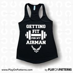 Shop now thousands of hilarious t-shirts, tank tops & hoodies custom printed at play on patterns. Stay inspired with exciting new articles for all type of events, parties, and occasions that makes you different. Gym Tank Tops, Athletic Tank Tops, Tequila, Air Force Love, Air Force Girlfriend, Military Girlfriend, Airforce Wife, Custom Tank Tops, Act Like A Lady