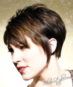 pinterest short hairstyles | short hair styles for women - Bing Images | For future refernce