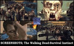 The Walking Dead: Survival Instinct.NANNObits is the way to go! Game Pics, Survival Instinct, The Walking Dead, Gaming, Movies, Movie Posters, Art, Art Background, Videogames