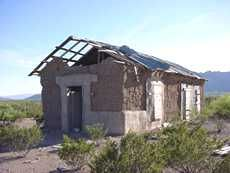 Adobes Texas A West Ghost Town Travel History Photos Save On Area Hotelore