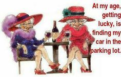 Aaah, me too....and I'm not even that old! ;)