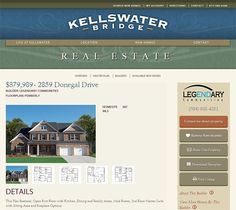 "At www.kellswater.com, you'll see how our pocket #parks, walking #trails, tree-lined streets and front #porches give you the small-town feel you're craving...and features like our multi-million-dollar Kellswater Club offer the exclusive, ""big city"" amenities you've always dreamed of.  And all within 20 minutes of #uptown #Charlotte, #NC - you really *can* have it all!"
