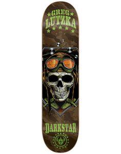 """Darkstar Lutzka Combat Pro Deck - 8"""" - RouteOne.co.uk"""
