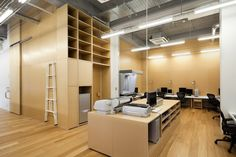 hue plus office and photo studio in Tokyo by Schemata Architects / Jo Nagasaka