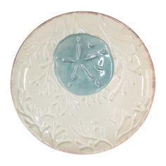 Coastal Salad Plates- Set of 4