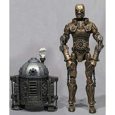 Steampunk Star Wars.  Possibly the best marriage of genres!