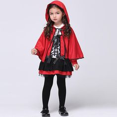 [Halloween Costumes Girls] Judy Dre am Children's Halloween Little Red Riding Hood Costume Role-playing Clothes (S) -- Details can be found by clicking on the image. (This is an affiliate link) Childrens Halloween Costumes, Star Wars Halloween Costumes, Kids Costumes Boys, Toddler Costumes, Halloween Outfits, Girl Costumes, Costumes For Women, Infant Halloween, Costume Ideas